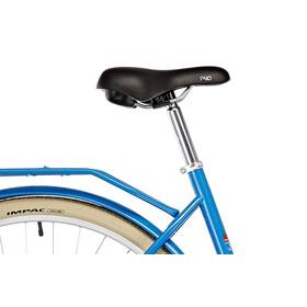 Ortler Detroit 3s EQ - Vélo de ville Femme - Bleu pétrole